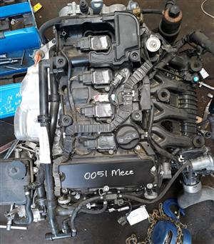 Mercedes Benz C200 - 2012 : Engine for Sale