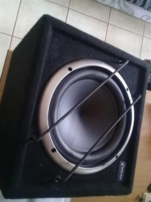 "Audioguard 10"" in box"