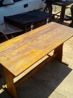 Wooden pallet table for sale