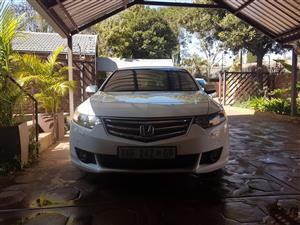 2008 Honda Accord 2.4 Executive automatic
