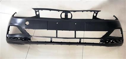 VW POLO MK8 TSI 2018/20 BRAND NEW FRONT BUMPERS FOR SALE PRICE-R1450