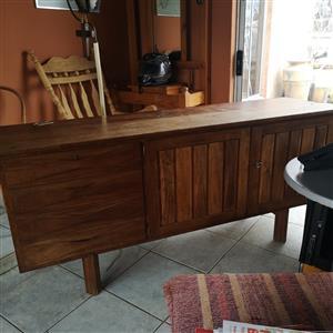 Old sideboard