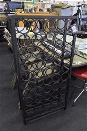 Steel Wine Rack - B033033192-3