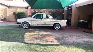 1982 VW Caddy 1,6