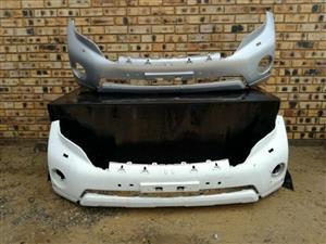 Toyota Land Cruiser Prado 150 Front Bumper