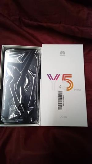 Huawei Y5 2018 brand new in box
