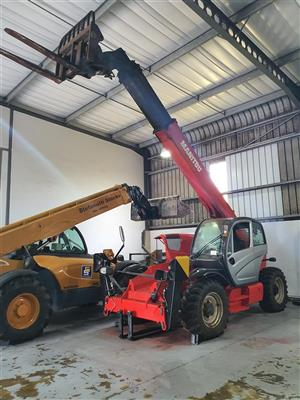 Manitou MT1840 stripping for spares