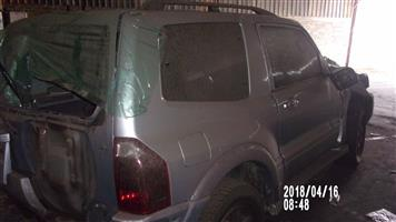 Pajero did 3.2 stripping for spares