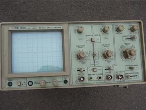 Oscilloscope  HC-L202 - 20 mhz