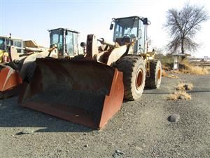 Bell L1806D Wheeled Front End Loader - ON AUCTION