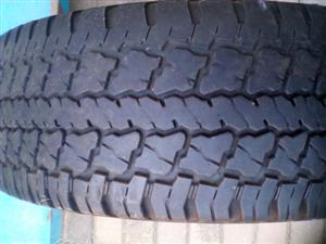 245/70R16 Continental 4X4 TYRES FOR SALE