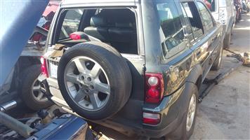 Land Rover Freelander 1 - Breaking for parts