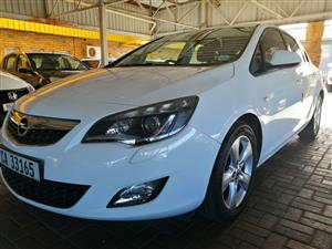 2011 Opel Astra hatch 1.4 Turbo Enjoy
