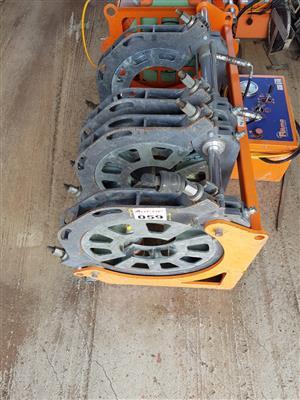 BUTT PLASTIC (HDPE) WELDING MACHINES
