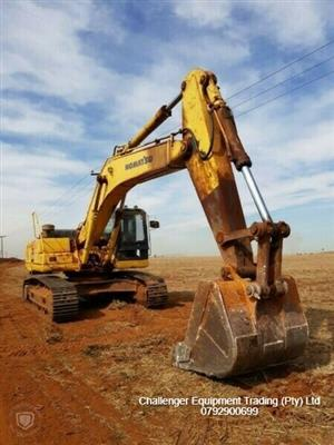 Komatsu PC300-7 Excavator - Good condition!