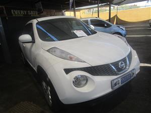 2013 Nissan Juke 1.2T Acenta+