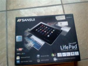 Sansui lifepad for sale