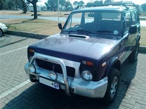 1997 Lada Niva
