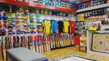 Sports Shop For Sale