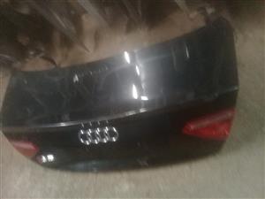 Audi S 5 Bootlid