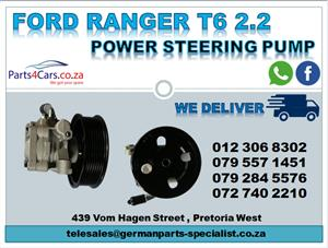 FORD RANGER T6 2.2 NEW POWER STEERING PUMP FOR SALE