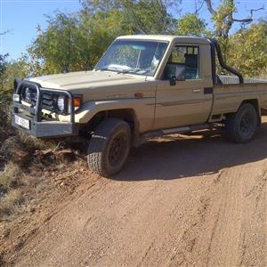 toyota land cruiser 70 series for sale in south africa junk mail. Black Bedroom Furniture Sets. Home Design Ideas