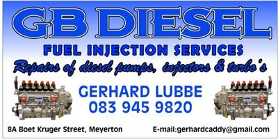 Diesel pumps & injectors