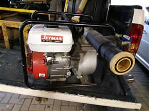 Jetman Water Pump