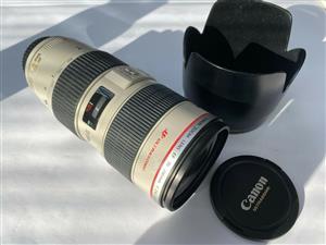 Canon EF 70-200mm f2.8 USM Camera Lens for sale  Centurion