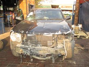 JEEP GRAND CHEROKEE SRT8 6.1 STRIPPING FOR USED SPARES (FOR SALE)