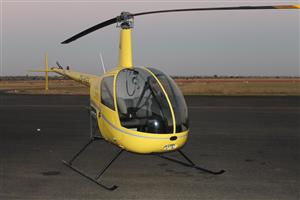 ROBINSON HELICOPTER R22 BETTA II 2008
