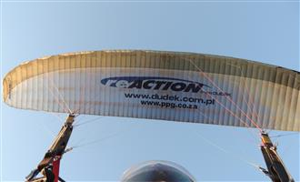 Dudek Reaction 32 paraglider for sale