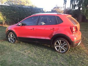 2013 VW Cross Polo 1.4TDI