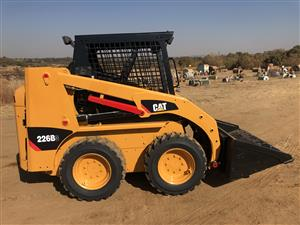 Caterpillar 226b3 skidsteer for sale