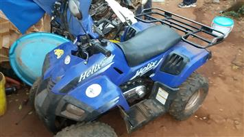 2010 No Limit 150cc
