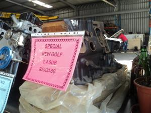 NEW GOLF 1.4 SUB *SPECIAL* R4950