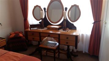 For sale:  Elegant bedroom suite