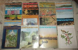 South African Panorama Magazines x 18