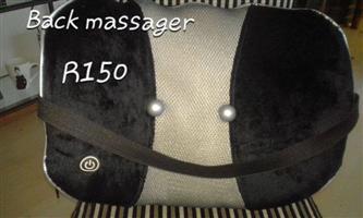 Back massager for sale