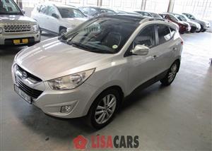 2010 Hyundai ix35 2.0CRDi Elite