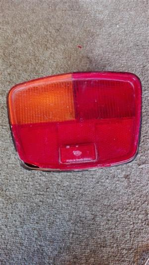 Ford older lorry: tail light