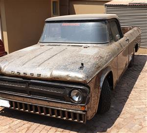 V8 Dodge Rat Rod