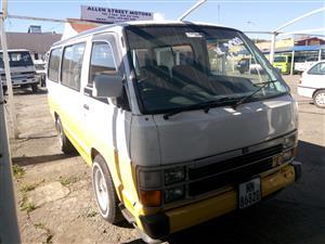 2002 Toyota Siyaya
