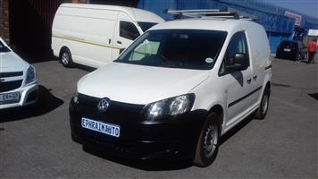 2013 VW Caddy panel van CADDY 2.0TDi (81KW) F/C P/V