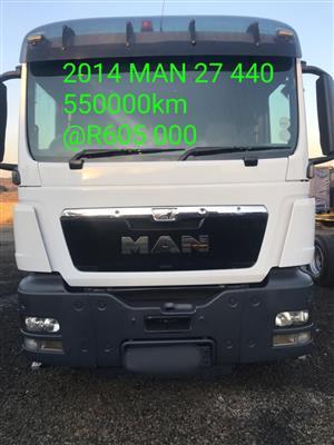 2014 MAN 27 440