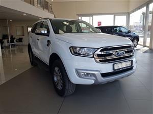 2019 Ford Everest EVEREST 3.2 TDCi XLT A/T