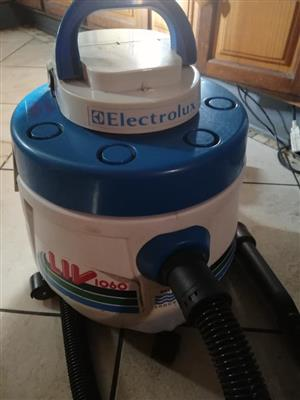 Electrolux wet and dry