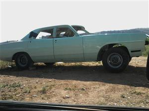 Chrysler 383 project R12000.00