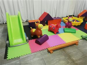 KIDDIES Soft PLAY HIRE From R250