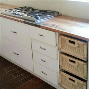 Wooden CounterTops and Kitchens